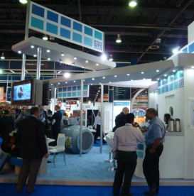 MBH at the Middle East Electricity exhibition 2010