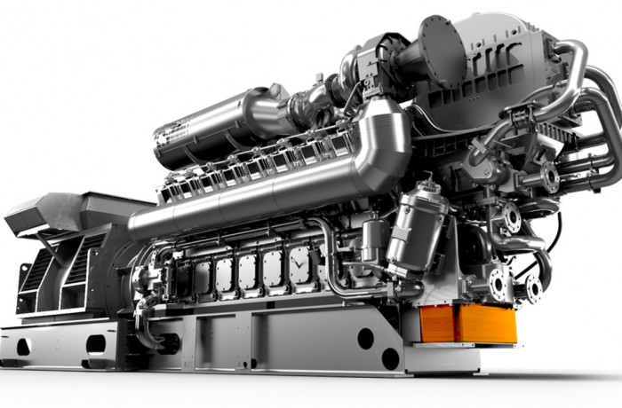 High Speed Diesel Generating Sets