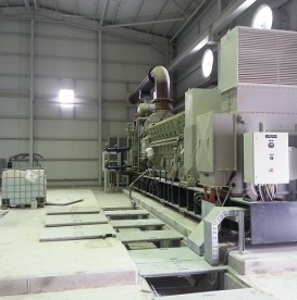 MBH delivers diesel generating sets to the Ministry of Electricity in Iraq
