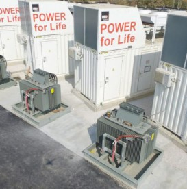 MBH equips the Naameh landfill 7MW power plant in Lebanon with 7 containerized gas gen-sets